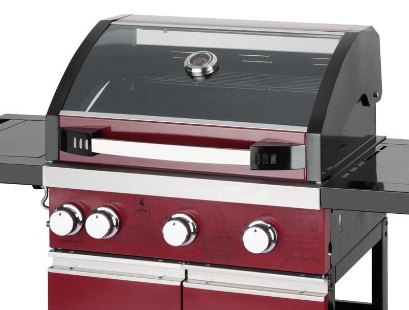 Infrarotbrenner Für Gasgrill Nachrüsten : Gasgrill mit fenster u backburner grill nachrüsten
