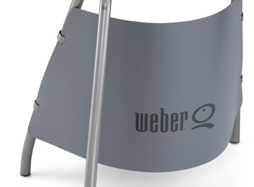 weber standf e stand f r gasgrill grill q 100 q 120. Black Bedroom Furniture Sets. Home Design Ideas