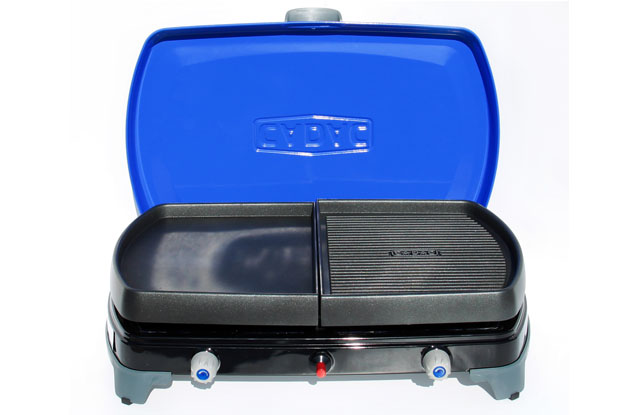 Cadac 2-Cook Deluxe Multi Campingkocher, Gaskocher, Kocher Grill