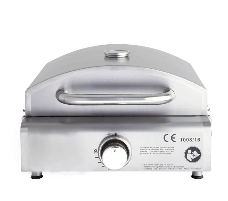 portable edelstahl gasgrill gas grill partygrill bbq. Black Bedroom Furniture Sets. Home Design Ideas
